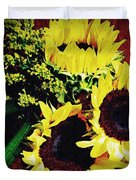 Sunflower Decor 3 Duvet Cover