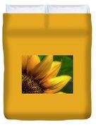 Sunflower Detail Duvet Cover