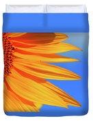 Sunflower Elegance Duvet Cover