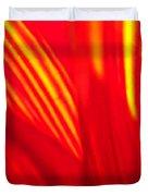 Sunflower Fire 3 Duvet Cover