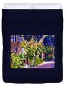 Sunflower Garden Duvet Cover