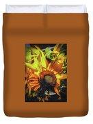 sunflower No. 1 Duvet Cover