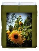 sunflower No.8 Duvet Cover