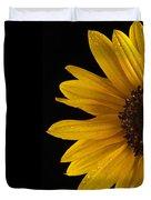 Sunflower Number 3 Duvet Cover