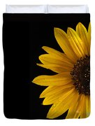 Sunflower Number 3 Duvet Cover