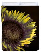 Sunflower Dawn Duvet Cover