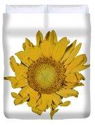 Sunflower T Duvet Cover
