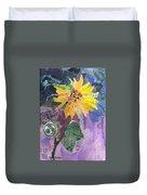 Sunflower Tall Duvet Cover