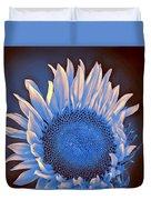 Sunflower Moonlight Duvet Cover