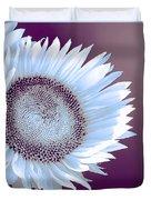 Sunflower Starlight Duvet Cover