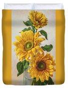 Sunflowers 1 Duvet Cover