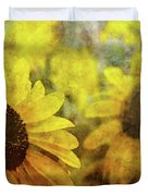 Sunflowers And Water Spots 2773 Idp_2 Duvet Cover