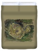 Sunflowers Gone To Seed Paris, August - September 1887 Vincent Van Gogh 1853  1890 Duvet Cover