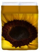 Sunflowers - Helianthus Duvet Cover