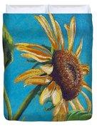 Sunflower's Shine Duvet Cover