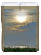 Sunglare Duvet Cover