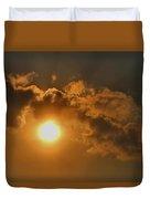 Sunglow Duvet Cover