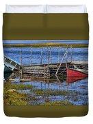 Sunken Treasure Duvet Cover