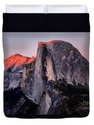 Sunkiss On Half Dome Duvet Cover
