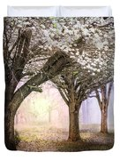 Sunlight In The Meadow Duvet Cover
