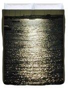 Sunlight On The Water Duvet Cover