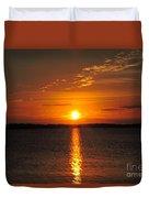 Sunlight Path Duvet Cover