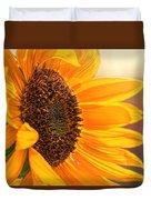 Sunny Beauty Duvet Cover