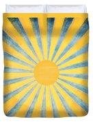 Sunny Day Duvet Cover