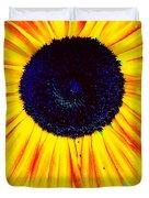 Sunny Flower Duvet Cover