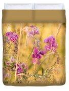 Sunny Garden 1 Duvet Cover