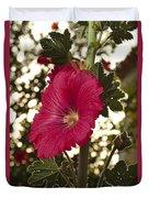 Sunny Garden Mayflower Duvet Cover