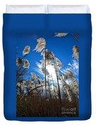 Sunny Marsh Beauty Duvet Cover
