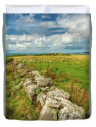 Sunny Meadow Sheep Duvet Cover