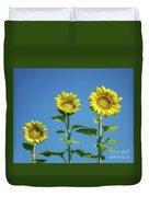Sunny Skies Duvet Cover