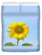 Sunny Sunflower Duvet Cover