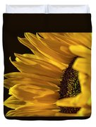 Sunny Too By Mike-hope Duvet Cover