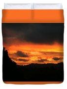 Sunrise 09 29 17 Duvet Cover