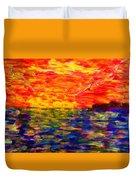 Sunrise #1  15-7 Duvet Cover