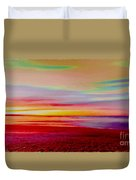 Sunrise 4 Duvet Cover