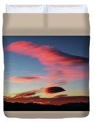 Sunrise Artwork Duvet Cover