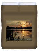 Sunrise At Grayton Beach Duvet Cover