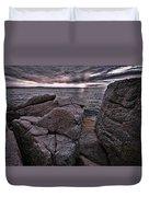 Sunrise At Otter Cliffs #5 Duvet Cover