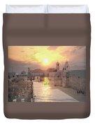 Sunrise Bethlehem Duvet Cover