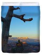Sunrise Bryce Canyon Duvet Cover