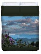 Sunrise Clouds Duvet Cover