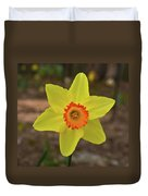 Sunrise Daffodil Duvet Cover
