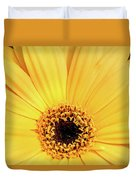 Sunrise Gerbera Duvet Cover