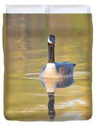 Sunrise Goose Duvet Cover