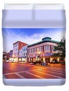 Sunrise In Annapolis Duvet Cover