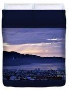 Sunrise In Da Nang 2 Duvet Cover